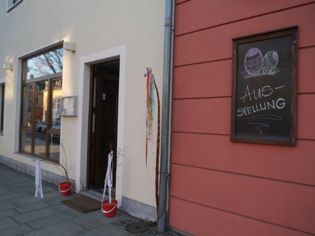 Osterausstellung in Heidenau 2016