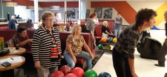 Bowling in Benešov