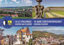 25 Jahre Städtepartnerschaft  Benešov nad Ploučnicí - Heidenau
