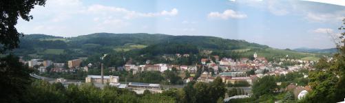 Panorama Benešov nad Ploučnicí
