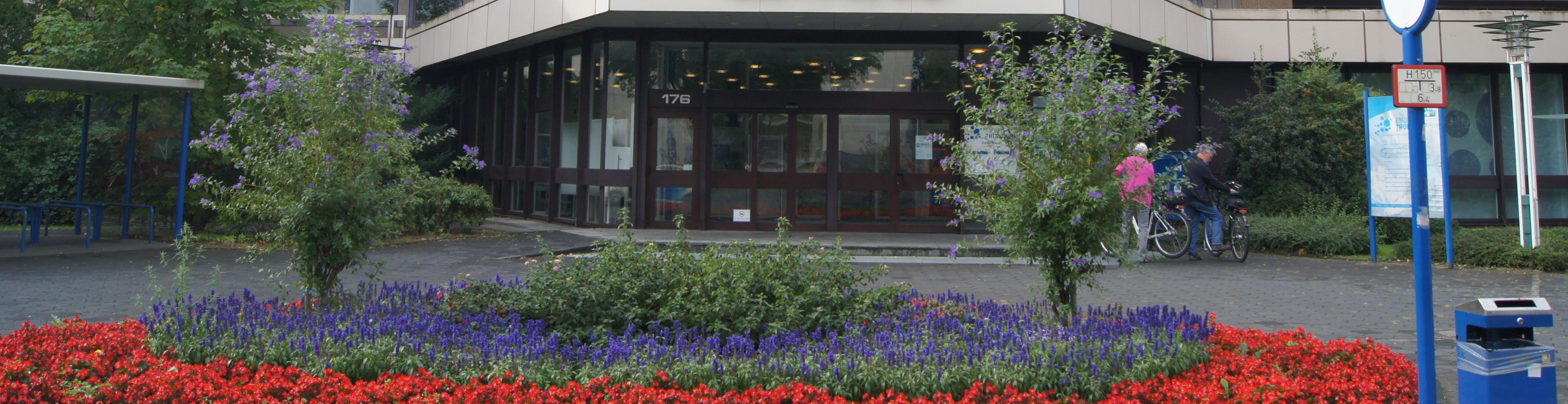 Troisdorf Rathaus